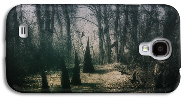 American Horror Story - Coven Galaxy S4 Case by Tom Mc Nemar