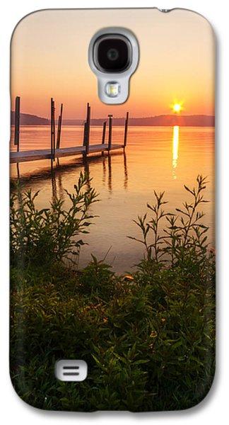 Ames Farm Landing Galaxy S4 Case