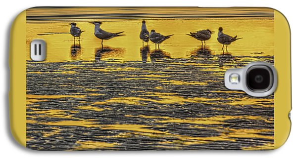 Among Friends Galaxy S4 Case by Marvin Spates