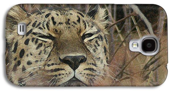 Amur Leopard 1 Galaxy S4 Case