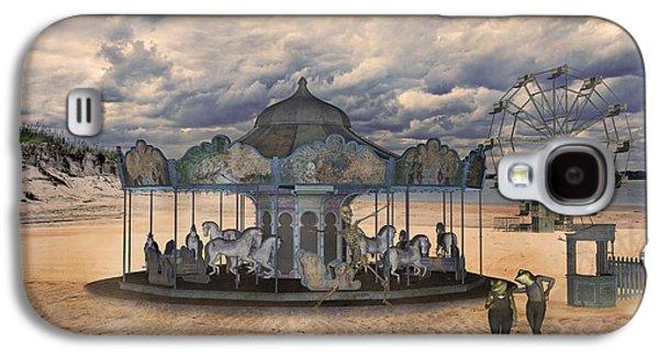 Amusement  Galaxy S4 Case by Betsy Knapp