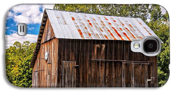 An American Barn 2 Galaxy S4 Case by Steve Harrington