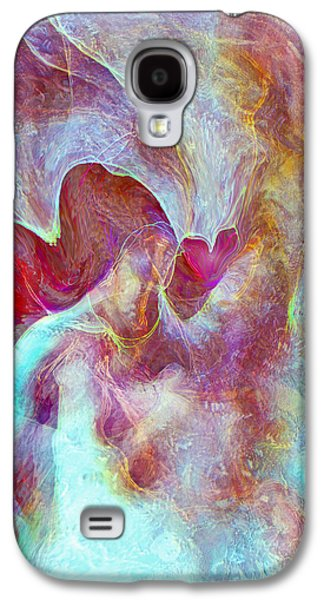 An Angels Love Galaxy S4 Case