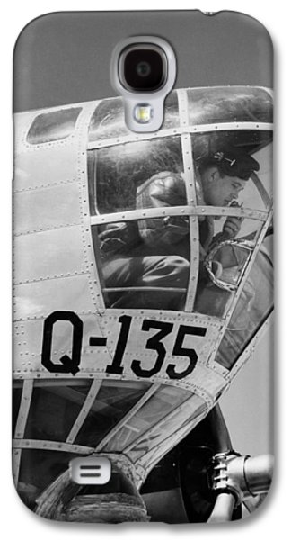 An Army Air Force Bombardier Galaxy S4 Case by Underwood Archives
