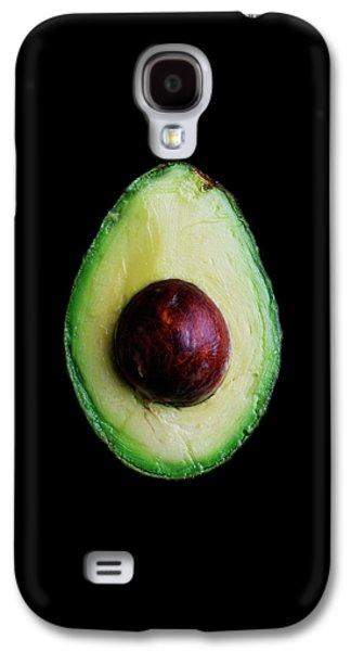 Nobody Galaxy S4 Case - An Avocado by Romulo Yanes