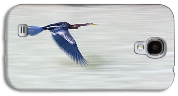 An Indian Darter (anhinga Melanogaster) Galaxy S4 Case
