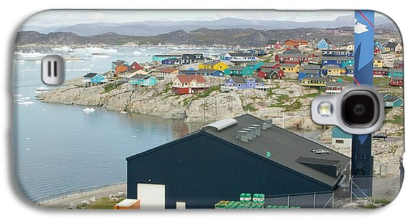 An Oil Fired Power Plant In Ilulissat Galaxy S4 Case