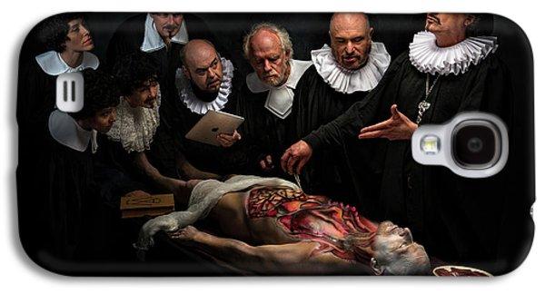 Anatomy Lesson II Galaxy S4 Case