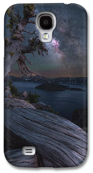 Ancient Roots Of Crater Lake Galaxy S4 Case