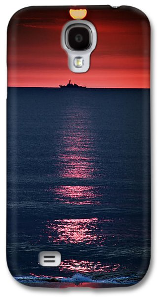 And All The Ships At Sea Galaxy S4 Case