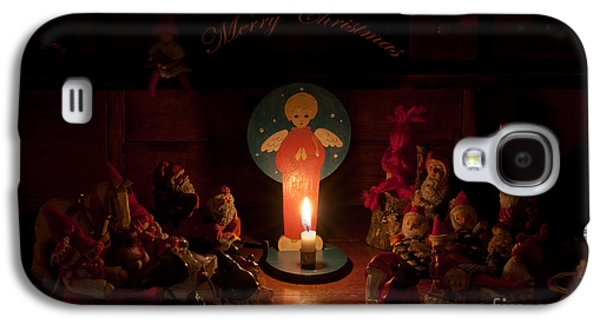 And The Angel Said Galaxy S4 Case by Torbjorn Swenelius