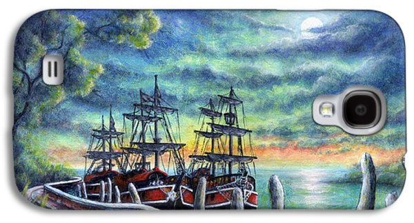 And We Shall Sail My Love And I Galaxy S4 Case