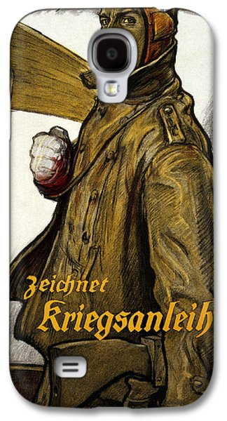 And You?, 1917 Galaxy S4 Case by