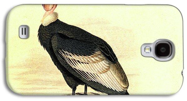 Condor Galaxy S4 Case - Andean Condor by Collection Abecasis