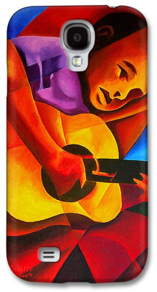 Andres Galaxy S4 Case by Patricia Brintle