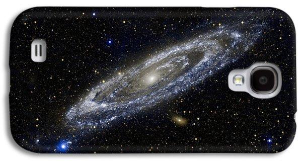 Andromeda Galaxy S4 Case