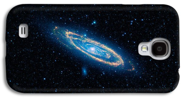 Andromeda Galaxy And Companions Galaxy S4 Case