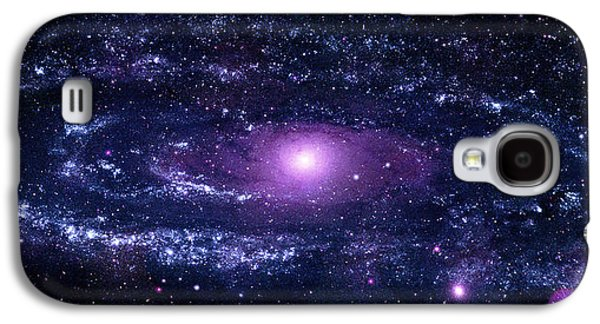 Andromeda Galaxy (m31) Galaxy S4 Case by Nasa/swift/stefan Immler (gsfc) And Erin Grand (umcp)