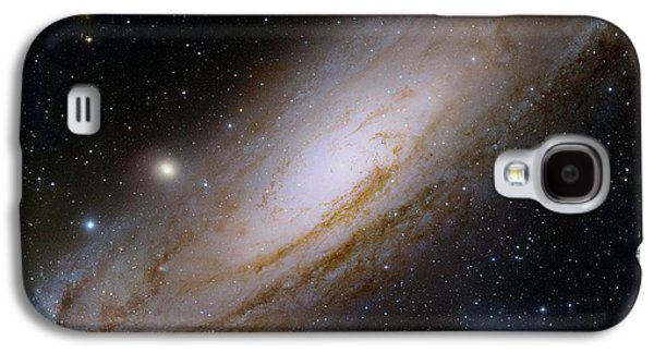 Andromeda Galaxy Galaxy S4 Case by Robert Gendler