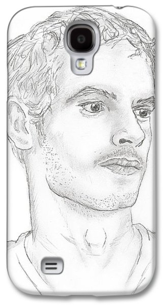 Andy Murray Galaxy S4 Case by Steven White
