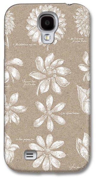 Anemone Plate II Galaxy S4 Case by Wild Apple Portfolio