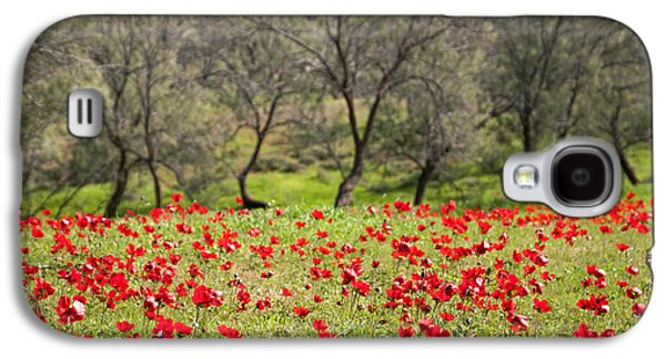 At Ruchama Forest Israel Galaxy S4 Case