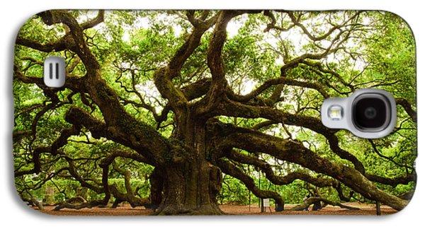 Angel Oak Tree 2009 Galaxy S4 Case