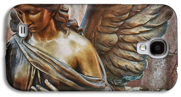 Angelic Contemplation Galaxy S4 Case