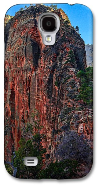Angel's Landing Galaxy S4 Case by Chad Dutson