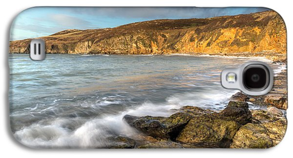 Anglesey Bay Galaxy S4 Case by Adrian Evans