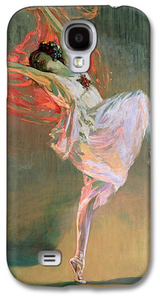 Anna Pavlova, 1910 Galaxy S4 Case by Sir John Lavery