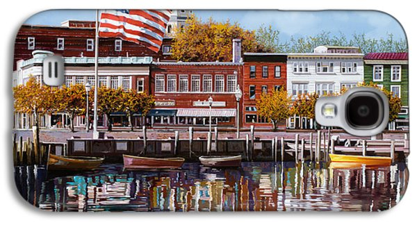 Annapolis Galaxy S4 Case by Guido Borelli