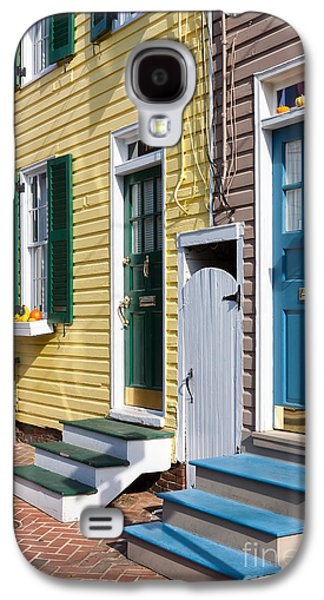 Annapolis Historic Homes I Galaxy S4 Case