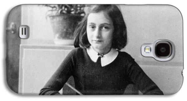 Anne Frank Galaxy S4 Case by Unknown