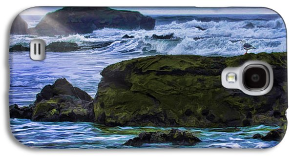 Ano Nuevo Seagull Galaxy S4 Case by Blake Richards