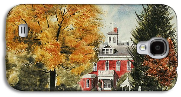 Antebellum Autumn Ironton Missouri Galaxy S4 Case