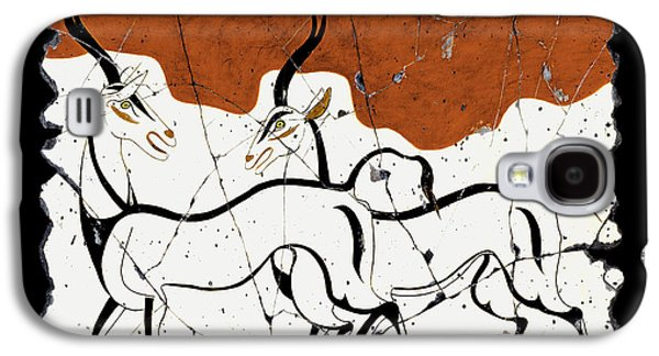 Antelope Of Akrotiri Galaxy S4 Case