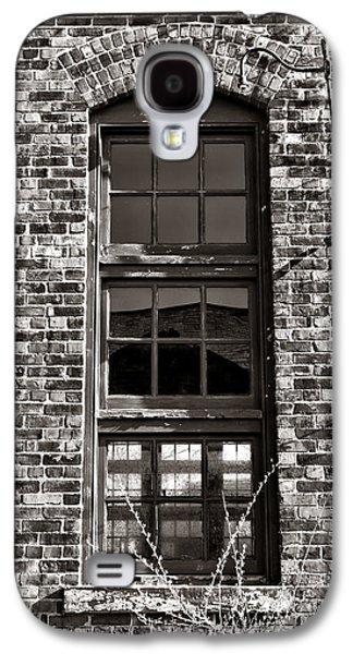 Antique Factory Window Galaxy S4 Case