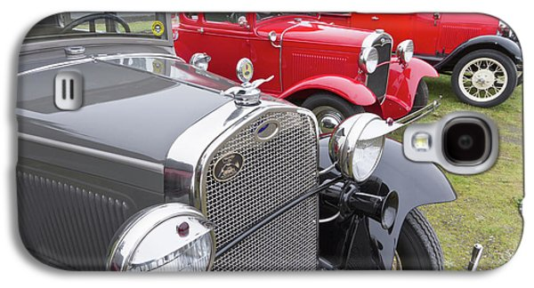 Antique Ford Automobiles At Ft Galaxy S4 Case