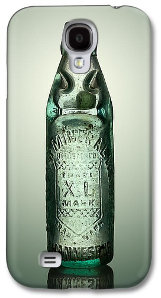 Antique Mineral Glass Bottle Galaxy S4 Case