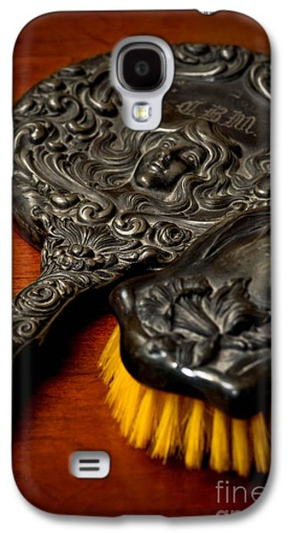 Antique Mirror And Brush Galaxy S4 Case