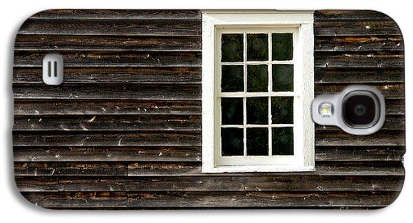 Antique Window Galaxy S4 Case