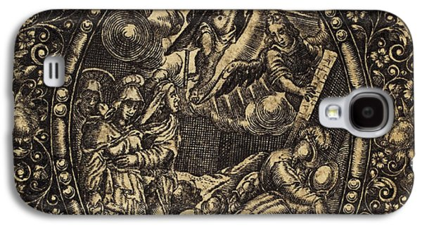 Antoine Jacquard, French Died 1652, The Resurrection Galaxy S4 Case by Litz Collection