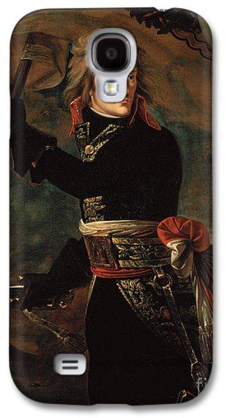 apoleon Bonaparte on the Bridge at Arcole Galaxy S4 Case by Celestial Images