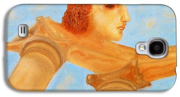 Apollo Hylates Galaxy S4 Case by Augusta Stylianou