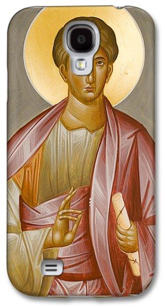 Apostle Philip Galaxy S4 Case by Julia Bridget Hayes