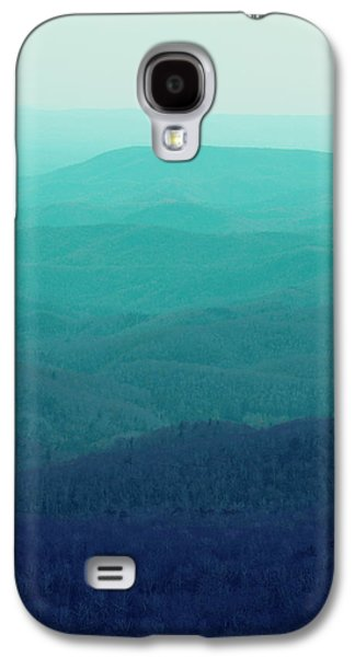 Appalachian Mountains Galaxy S4 Case by Kim Fearheiley