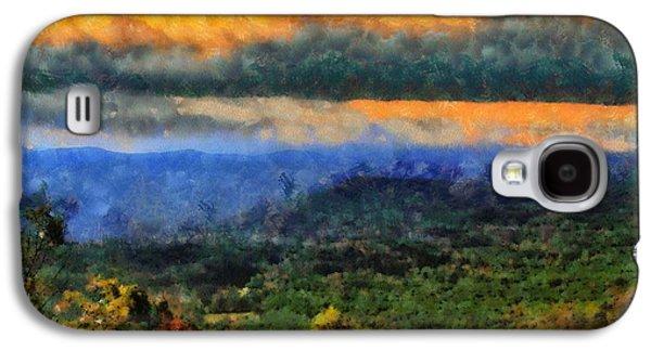 Appalachian Sunrise Galaxy S4 Case