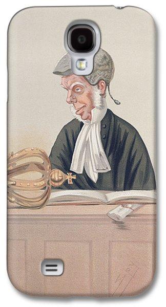Appeals Galaxy S4 Case by Leslie Mathew Ward