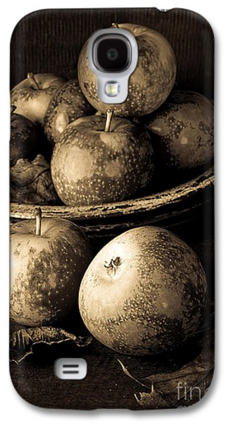 Apple Still Life Black And White Galaxy S4 Case